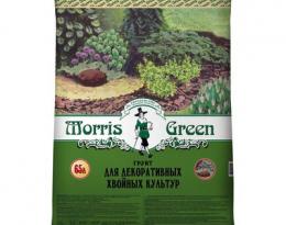 Грунт Морис Грин для хвойных и декоративных растений, 65л.